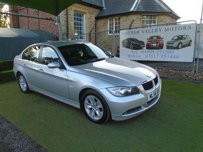 BMW 3 Series Saloon 2.0 318i SE 4dr