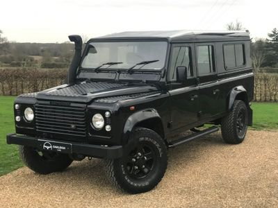 Land Rover Defender 130 Unlisted County Hicap Dcb Td5