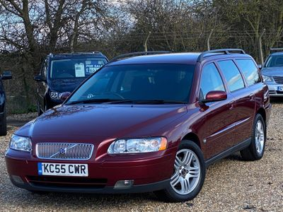 Volvo V70 Estate 2.4 D5 S Geartronic 5dr