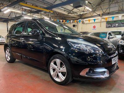 Renault Scenic MPV 1.6 VVT Dynamique TomTom 5dr