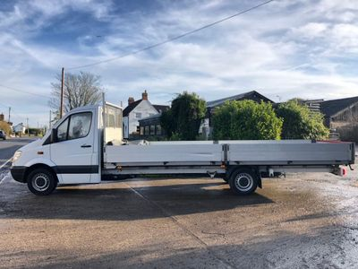 Mercedes-Benz Sprinter Dropside 2.1 CDI 313 Chassis Cab 2dr SWB