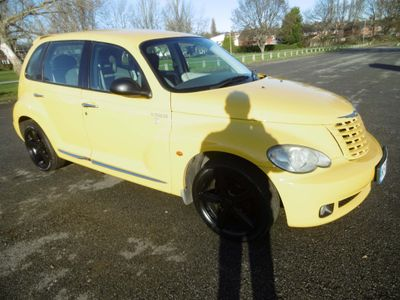 Chrysler PT Cruiser Hatchback 2.4 Route 66 5dr