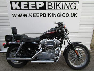 Harley-Davidson Sportster Custom Cruiser 883 XLH Sportster