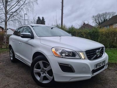 Volvo XC60 SUV 2.0 D4 R-Design Geartronic 5dr