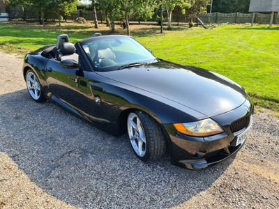 BMW Z4 Convertible 3.0i 2dr