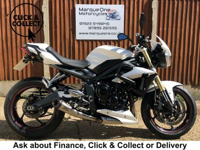 Triumph Street Triple 675 Naked 675 ABS