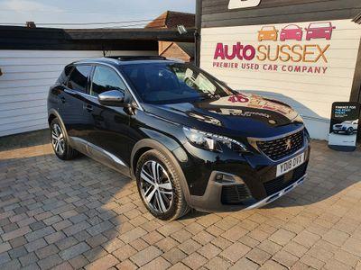 Peugeot 3008 SUV 2.0 BlueHDi GT EAT (s/s) 5dr