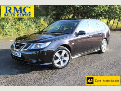 Saab 9-3 Estate 2.0 T Turbo Edition SportWagon 5dr