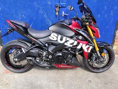 Suzuki GSX-S1000 Naked 1000A Naked