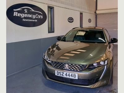 Peugeot 508 SW Estate 2.0 BlueHDi GT EAT (s/s) 5dr