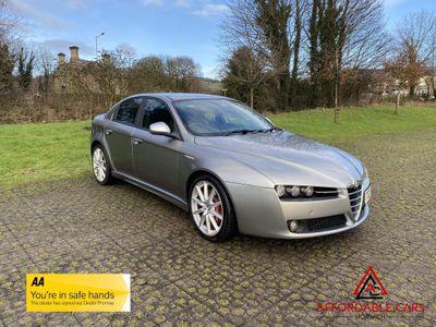 Alfa Romeo 159 Saloon 2.4 JTDM TI 4dr