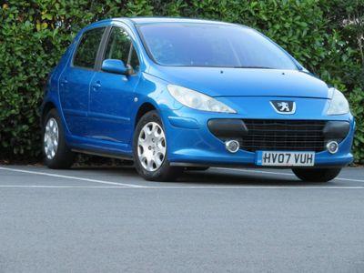 Peugeot 307 Hatchback 1.4 16v X-Line 5dr