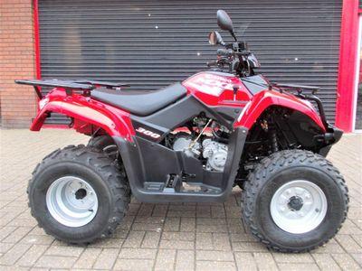 Kymco MXU Quad/ATV 300 300 RL