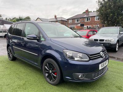 Volkswagen Touran MPV 2.0 TDI BlueMotion Tech Sport 5dr (7 Seat)