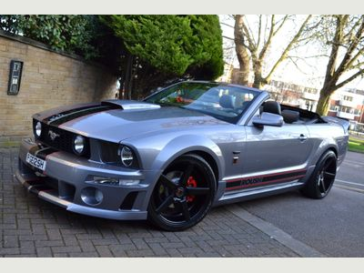 Ford Mustang Convertible GT 4.6 V8 Roush Stage 2