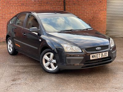 Ford Focus Hatchback 1.8 TDCi LX 5dr