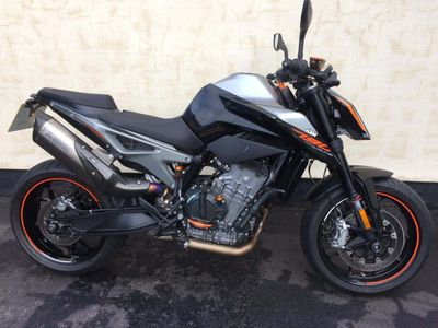 KTM 790 Duke Naked 790 Duke ABS