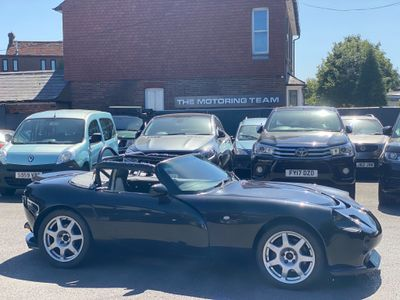 TVR Tamora Convertible 3.6 2dr