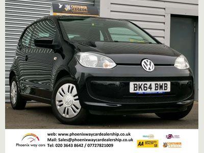 Volkswagen up! Hatchback 1.0 Move up! 3dr