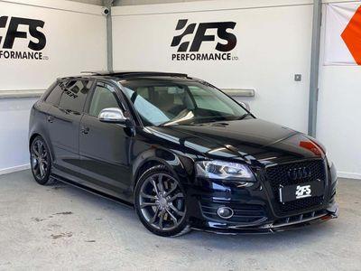 Audi S3 Hatchback 2.0 TFSI S Tronic quattro 5dr