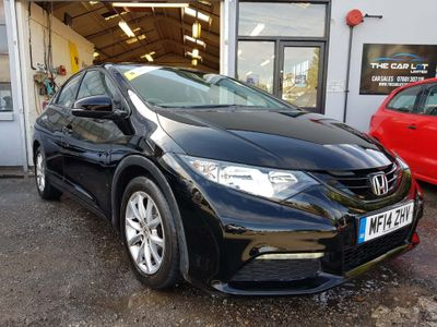HONDA CIVIC Hatchback 1.4 i-VTEC S 5dr (DAB/Premium Audio/Bluetooth)