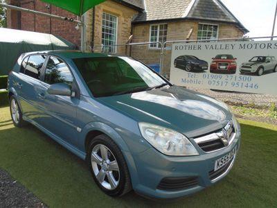 Vauxhall Signum Hatchback 1.8 i 16v Elegance 5dr