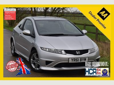 Honda Civic Hatchback 1.4 i-VTEC Type S-T 3dr