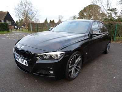 BMW 3 Series Saloon 2.0 330e 7.6kWh M Sport Shadow Edition Auto (s/s) 4dr