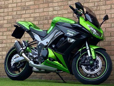 Kawasaki Z1000SX Sports Tourer 1000 SX Tourer
