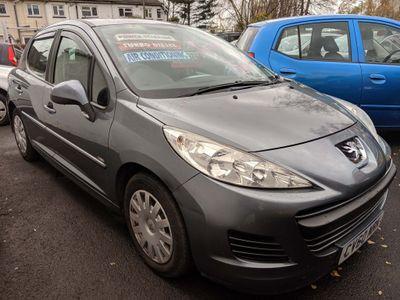 Peugeot 207 Hatchback 1.6 HDi FAP Economique + 5dr