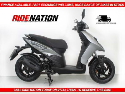 PIAGGIO TYPHOON 50 Moped 50