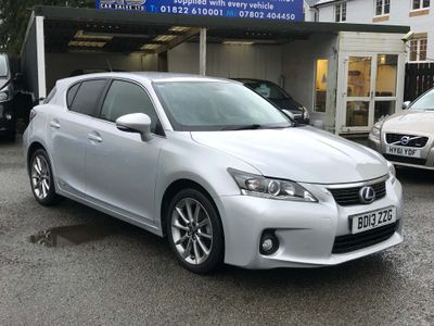 Lexus CT 200h Hatchback 1.8 Advance CVT 5dr