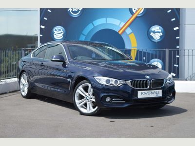 BMW 4 Series Coupe 2.0 420i Luxury xDrive 2dr