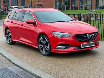 Vauxhall Insignia Estate 2.0 Turbo D BlueInjection SRi VX Line Nav Sports Tourer Auto (s/s) 5dr