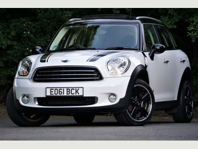 MINI Countryman SUV 2.0 Cooper D ALL4 5dr