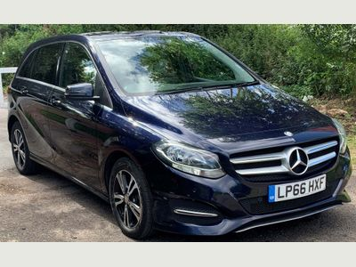 Mercedes-Benz B Class MPV 2.1 B200d SE (Executive) (s/s) 5dr