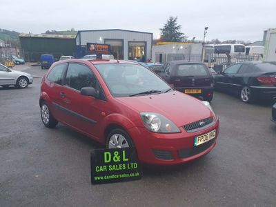 Ford Fiesta Hatchback 1.4 TD Style Climate 3dr