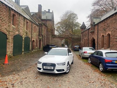 Audi A4 Saloon 2.0 TDI SE Technik Multitronic 4dr