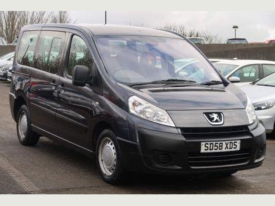 Peugeot Expert Tepee MPV 1.6 HDi Comfort L1 5dr (5/6 seats)