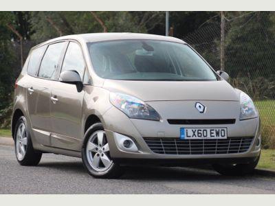 Renault Scenic MPV 1.5 dCi Dynamique Tom Tom 5dr (Tom Tom)