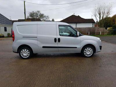 Vauxhall Combo Panel Van 1.6 CDTi 2300 16v Sportive Panel Van L2 H1 (s/s) 3dr