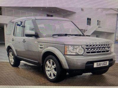 Land Rover Discovery 4 SUV 3.0 SD V6 GS 5dr