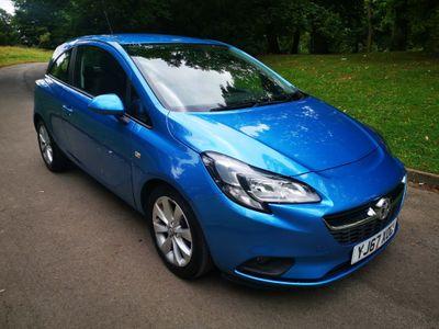 Vauxhall Corsa Hatchback 1.4i ecoTEC Energy 3dr