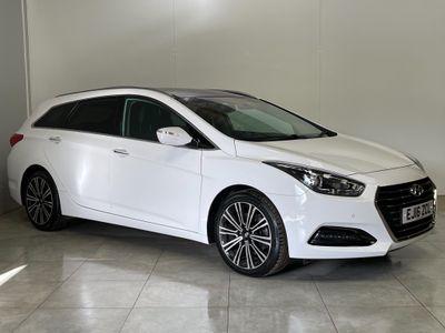 Hyundai i40 Estate 1.7 CRDi Blue Drive Premium Tourer (s/s) 5dr