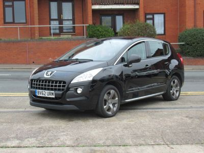 Peugeot 3008 SUV 2.0 HDi FAP Active 5dr
