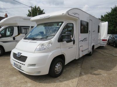 Elddis Autoquest 155 Unlisted fixed bed