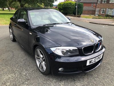BMW 1 Series Coupe 2.0 120i Sport Plus Edition 2dr