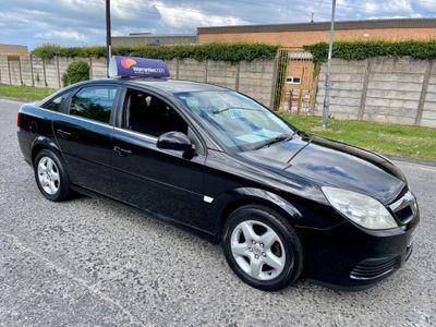 Vauxhall Vectra Hatchback 1.8 i VVT Exclusiv 5dr