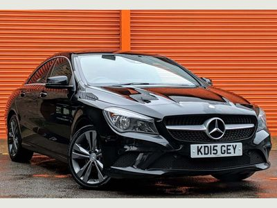 Mercedes-Benz CLA Class Coupe 2.1 CLA200 CDI Sport (s/s) 4dr