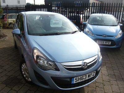Vauxhall Corsa Hatchback 1.3 CDTi ecoFLEX S (s/s) 5dr (A/C)